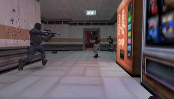 Viser gameplay for Counter-Strike: 1.6