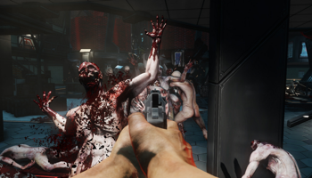 Viser gameplay for Killing Floor