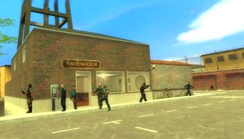 Viser gameplay for Garry's Mod