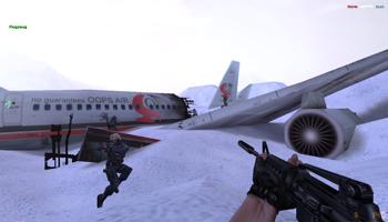 Viser gameplay for Counter-Strike Condition Zero
